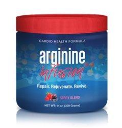 L-Arginine perfusion cardio Santé 5,000 mg L-arginine plus de 1000 mg de L-citrulline par portion