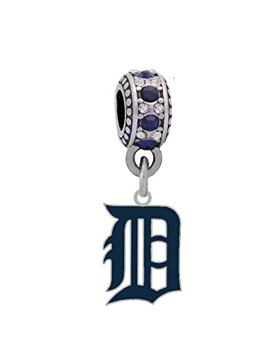- Final Touch Gifts Detroit Tigers Logo Charm