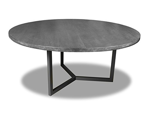SOUTH CONE HOME GALESDN Gales Round Dining Table, 72