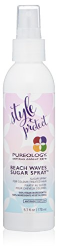 Pureology Style + Protect Beach Waves Sugar Spray, 5.7 Fl Oz (Best Sugar Spray For Hair)