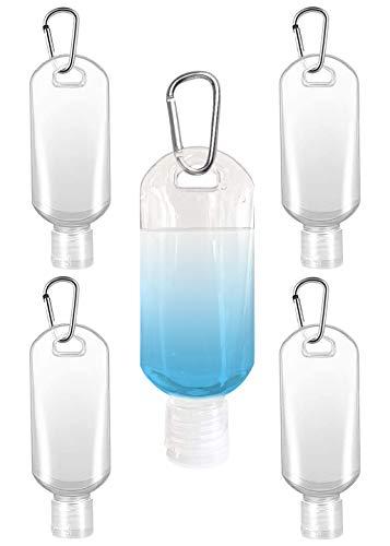 🥇 Botellas de viaje recargables para desinfectantes de manos