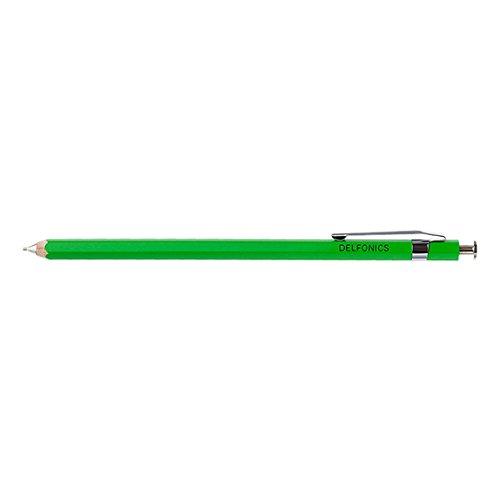 Delfonics wooden mechanical pencil 0.5mm [Light green] AP01