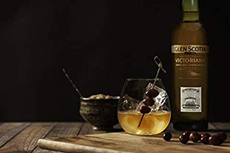 Glen Scotia VICTORIANA Single Malt Scotch Whisky 54,2% - 700 ml in Giftbox