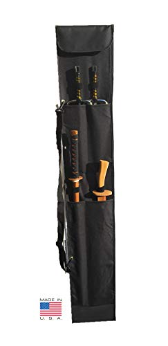 Bobags Martial Arts Big for Carrying Staff/Sword/Sai/Kama/Tonfa/Escrima (60)