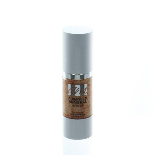 Avancée maquillage minéral de teint liquide, Ginger Snap, 1 once