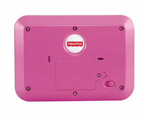 31MOEYUWizL - Fisher-Price Laugh & Learn Smart Stages Tablet, Pink