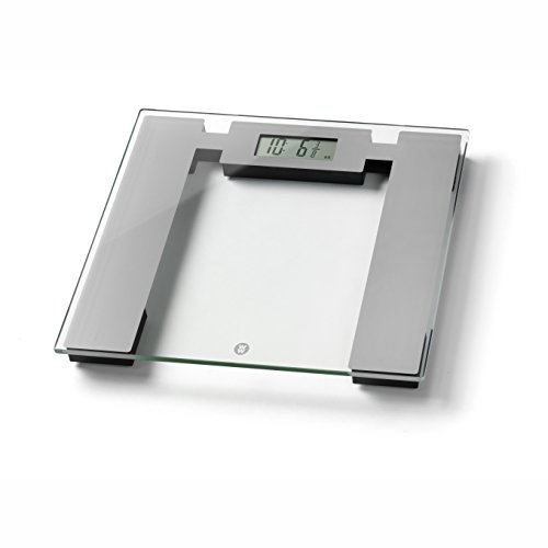 WeightWatchers Ultra Slim Glass Electronic Scale