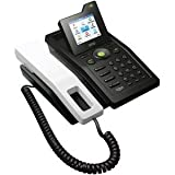 Ipevo SOLO Skype Desktop Phone (with LCD Display) - Skype Certified USB VOIP ..