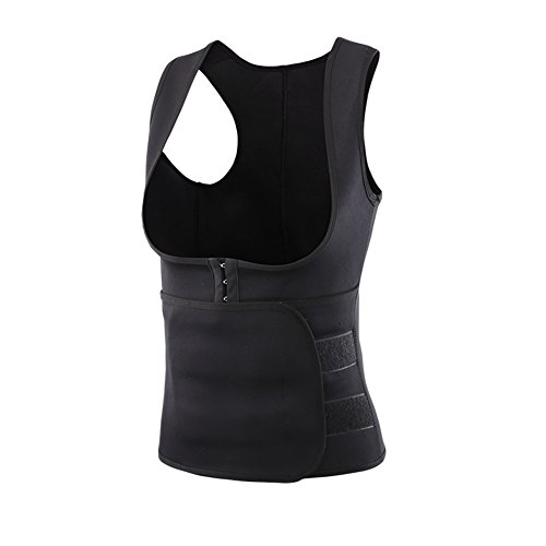 Romacci Woman Body Shapers Slim Vest Tummy Training Corset Underbust Control Shapewear Tank Top