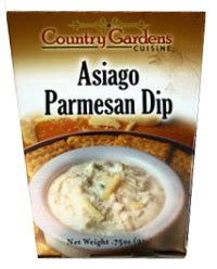 Country Gardens Asiago Parmesan Dip Mix -