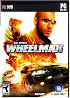High Quality Ubi Soft Wheelman-Vin Diesel Games Action Arcade Shooters Ultimate Thrill Ride Windows Xp Vista