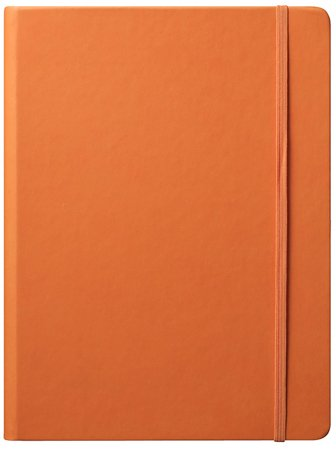 Cool Journal: Orange, Large 10 pcs sku# 1796339MA by Unknown