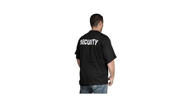 TacFirst Camiseta de manga corta, diseño en el dorso con texto en ...