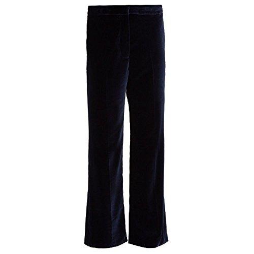 遊びますお手入れ匿名(ステラ マッカートニー) Stella McCartney レディース ボトムス?パンツ クロップド Kick-flare cropped velvet trousers [並行輸入品]