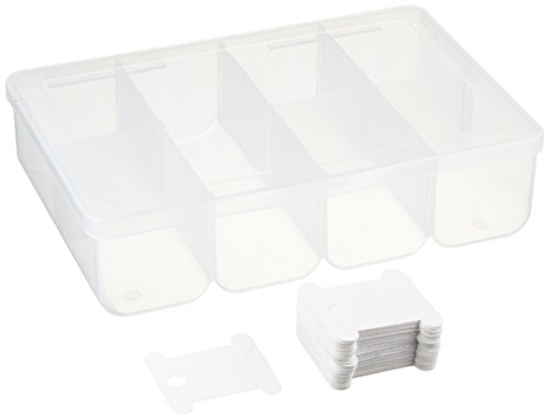 Darice Mini Floss Organizer , 7