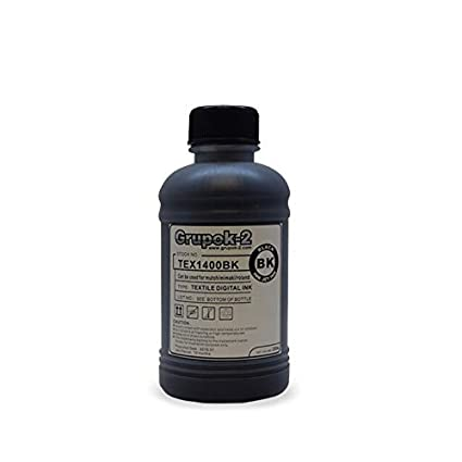 Tinta Digital Textil Wcmyk 250ml Tex Para Impresoras Dtg ...