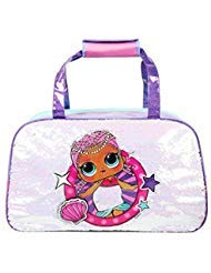 LOL Surprise Duffle Bag with Double Sided Sequins UPD Accessories, Multi-Color
