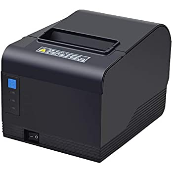 Amazon.com: MUNBYN Thermal Printer USB 31/8 80mm Receipt ...