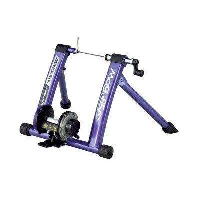 Amazon.com : Minoura Magturbo-Ergo MAG 850D Magnetic Indoor Bike Trainer w/no Remote -400-4540-00 : Sports & Outdoors