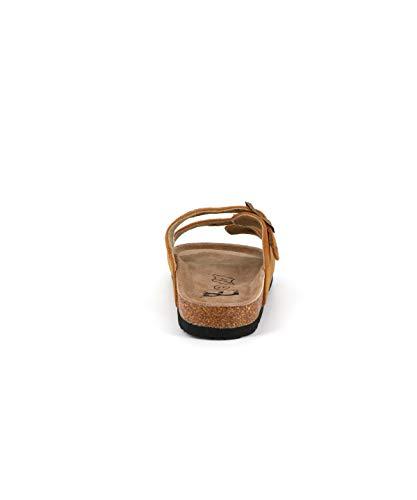 Mule Camel Cassis Cote Primo Fashion D'azur YEYOwqv