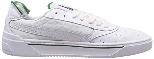 puma Scarpe – Cali Unisex 2 Green White Ginnastica Basse puma White amazon Bianco Da Puma Adulto 0 ExT60wBqw