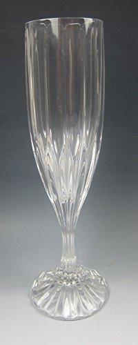 - Mikasa Crystal PARK LANE Champagne Flute(s) EXCELLENT