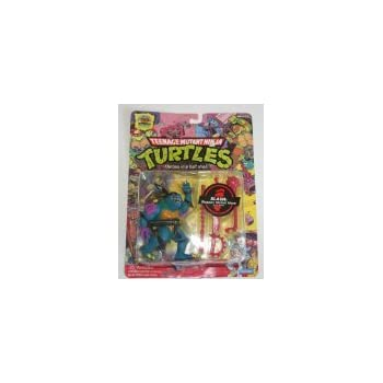 Amazon.com: clásico 1989 Teenage Mutant Ninja Turtles figura ...
