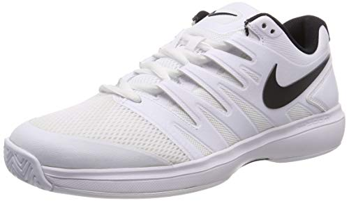 Prestige black Air Hc Zoom Hombre Nike white 100 Zapatillas Blanco Para FzEfOwq