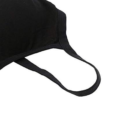 Okdeals Vest Women's Fashion Cut Shoulder Strap Padded Bra Vest top Suitable for Women Black at Women's Clothing store
