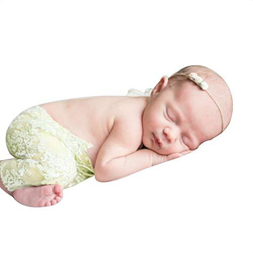 Mengonee Fotografía de bebé recién Nacido Prop Mameluco Infantil del ...