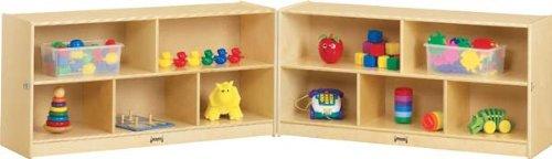 Jonti-Craft 0326TK Toddler Mobile Fold-N-Lock (Toddler Fold N-lock Storage)