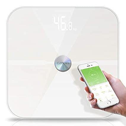 PPAP Smart Bathroom Scale, Bluetooth Body Fat Scale, For