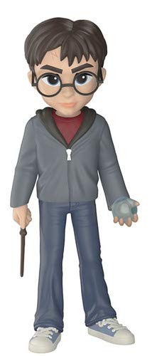 Funko Rock Candy: Harry Potter- Harry Potter with Prophecy ()