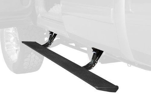 Bestop 75138-15 PowerBoard Electric Retractable Running Board Set for 2009-2016 Dodge Ram 1500 Crew Cab; 2010-2016 Ram 2500/3500 Crew Cab; 2010-2016 Ram Mega Cab w/o Air (Retractable Step)
