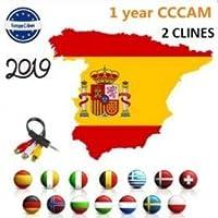 En Zylon-Seller le damos 12 Meses cccam 1 año Europa 2 Clines ...