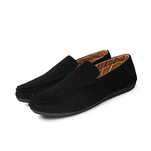 c0d268047df SPA Men Suede Flat Slip On Loafers New Casual Driving Moccasins Shoes  Buy  Online at Low Prices in India - Amazon.in