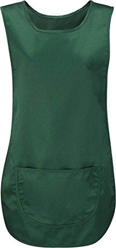Apparel Vert Wear Bouteille Absolute Avec Poche Workwear De Pour Femme Adultes Femmes Cuisine Gilet 7wqAwd