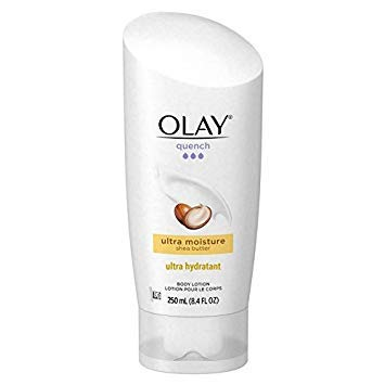 OLAY Quench Ultra Moisture Body Lotion 8.4 oz (Pack of 2) by Olay