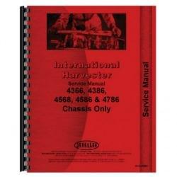 - Service Manual - IH-S-4366+, International Harvester