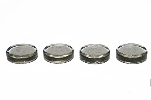 """X-Large glass Fermentation Weights 4 pack (2 3/4"""" to fit a wide mouth quart jar)"""