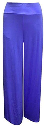 Pantalón Biho® Mujer 44 Azul Para Real Bqdwngqr