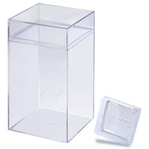 Ultra Pro All Teams Figurine Display Case, 7-Inch Figurine, Clear