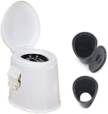 介護用ポータブルトイレ椅子 ポータブル トイレ 介護用品 楽立 便座 ポケット付きデラックス
