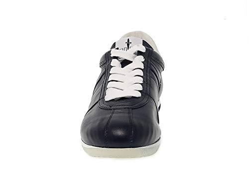 Cesare Sneakers Leder Herren Paciotti Paciotti Herren Blau 4usju1 4us rxzrwCq at ... 3de568