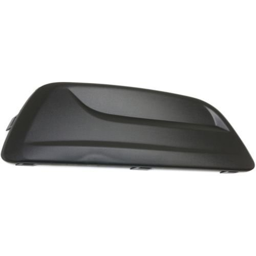 Perfect Fit Group REPC108623 - Malibu Malibu Limited Fog Lamp Cover, RH, W/O Fog Lamps