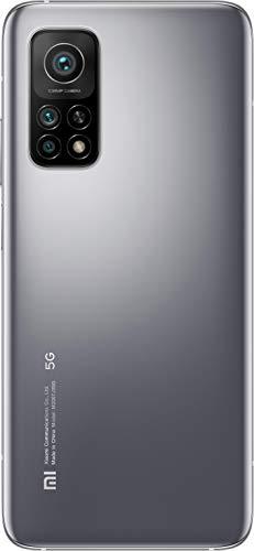 "Xiaomi Mi 10T Pro (Pantalla 6.67"" Fhd+ Dotdisplay, 8Gb+256Gb, Cámara de 108Mp, Snapdragon 865 5G, 5.000Mah Comcarga 33W) Plata Lunar"