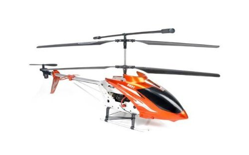 (Syma S031G RC Helicopter with Lipo battery Newest Version (Color May Vary))