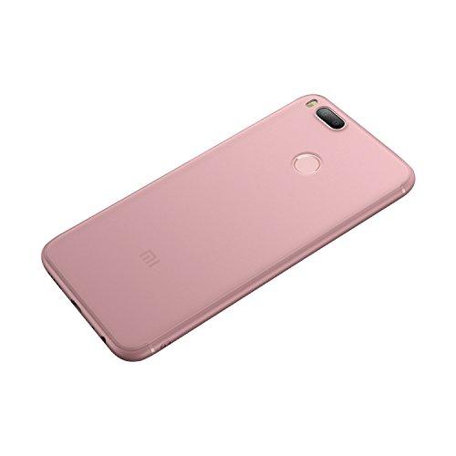 RAMCASE Funda Xiaomi Mi A1 Funda Delgada de Gel Silicona TPU a Prueba de Golpes y Anti-Huellas para Xiaomi mi 5X. Case con...