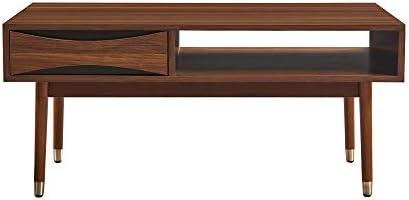 Mesa de centro moderna de madera Dawson de Versanora VNF-00065 ...