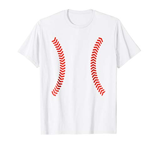 Baseball Halloween Costume T-shirt